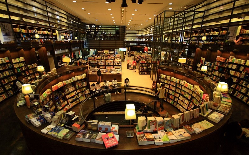 Taiwan-based bookstore chain Eslite