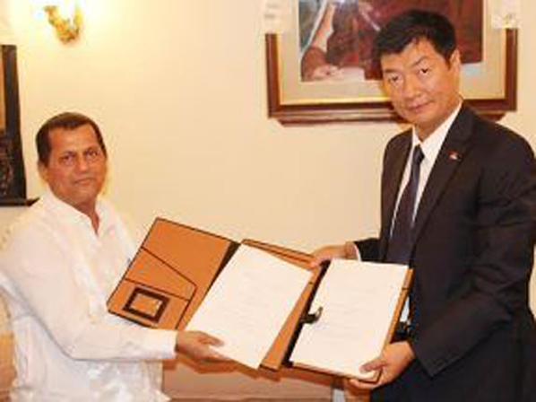 Deal with Odisha state university to help further Tibetan education