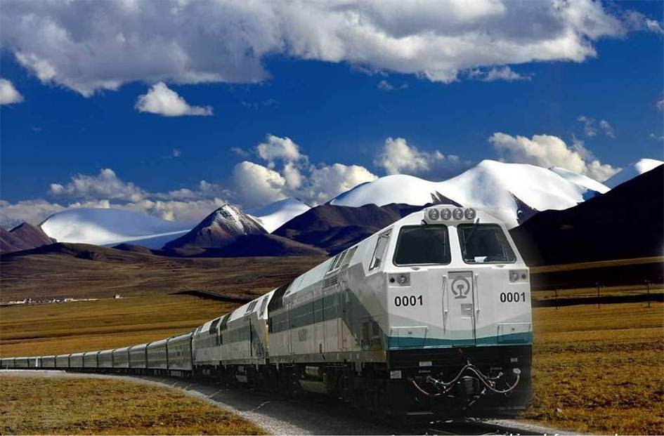 Second China-Tibet railway to complete in 2025