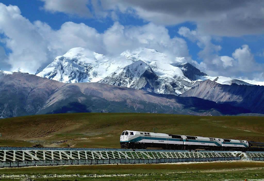 Rail in Tibet