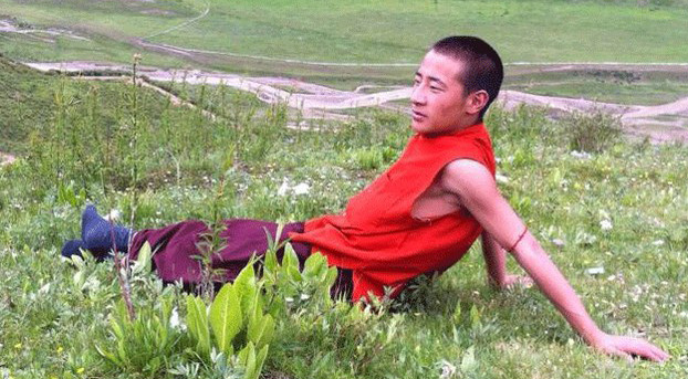 Chinese police disappear Tibetan monk after lone protest