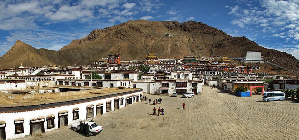 Tashilhunpo,Monastery, Shigatse, Tibet