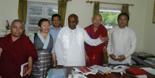 Tibetan MPs in exile seek Indian help for China dialogue