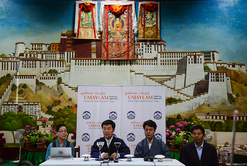 Exile Tibetans asked to rally behind autonomy plea in new drive