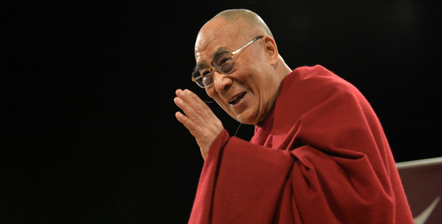 Dalai Lama visiting Hamburg over Aug 23-27