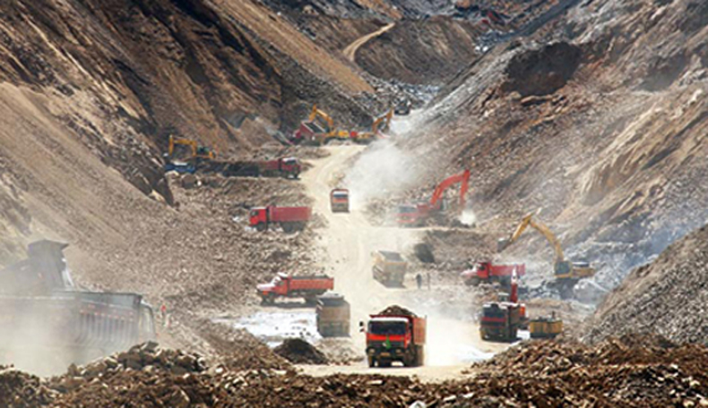 China ends mining work in protest-hit Tibetan area