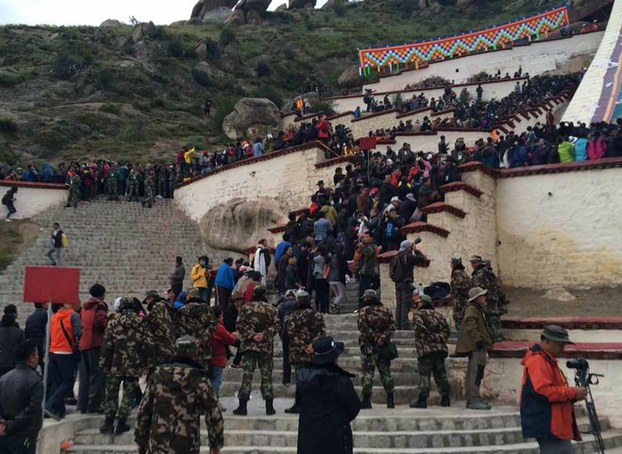 Shoton Festival Lhasa