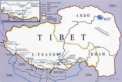 China says 358 reincarnations approved in Tibet Autonomous Region