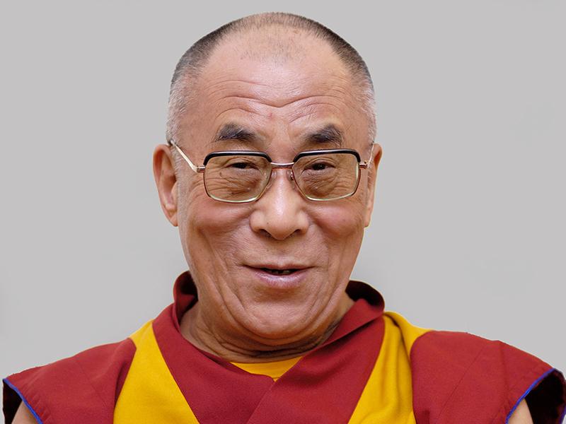 Dalai Lama says no more Dalai Lamas