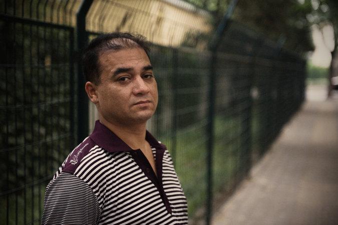 Prominent Uygur scholar Ilham Tohti.