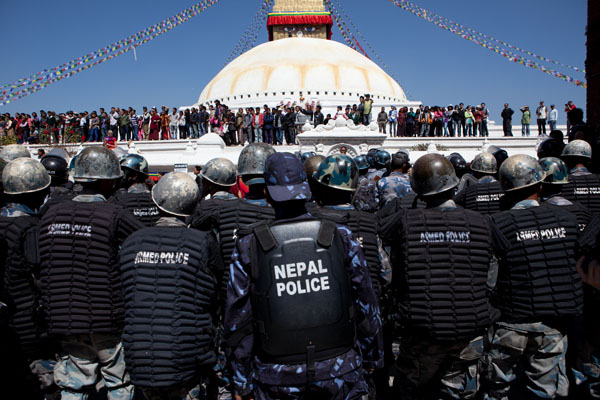 High-ranking Chinese delegation asks Nepal to prevent '59