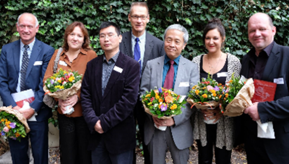 Excellence in independent German reporting on Tibet awards presented