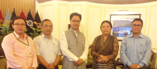 Tibetan Home Kalon assured help by central, state Indian leaders