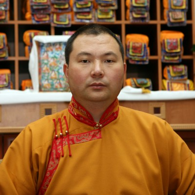 Telo Rinpoche is new Dalai Lama representative in Moscow