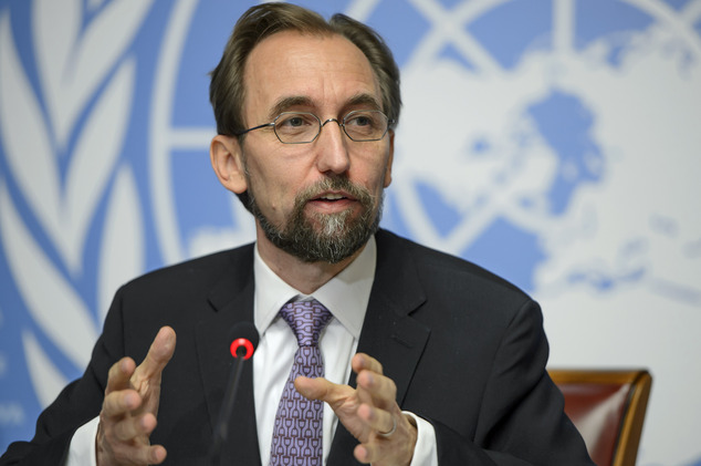 Tibetans among cases highlighted by UN rights chief in Geneva meet
