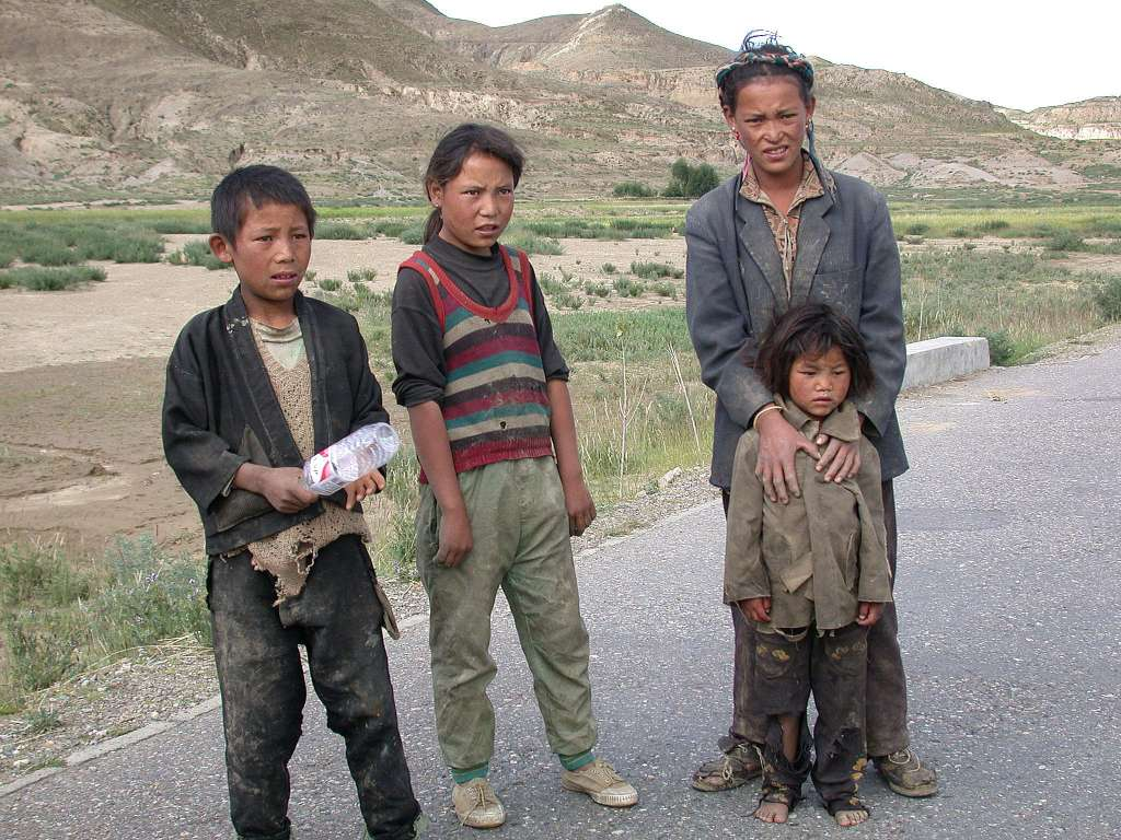 Poverty rate in 'Tibet' still highest in PRC