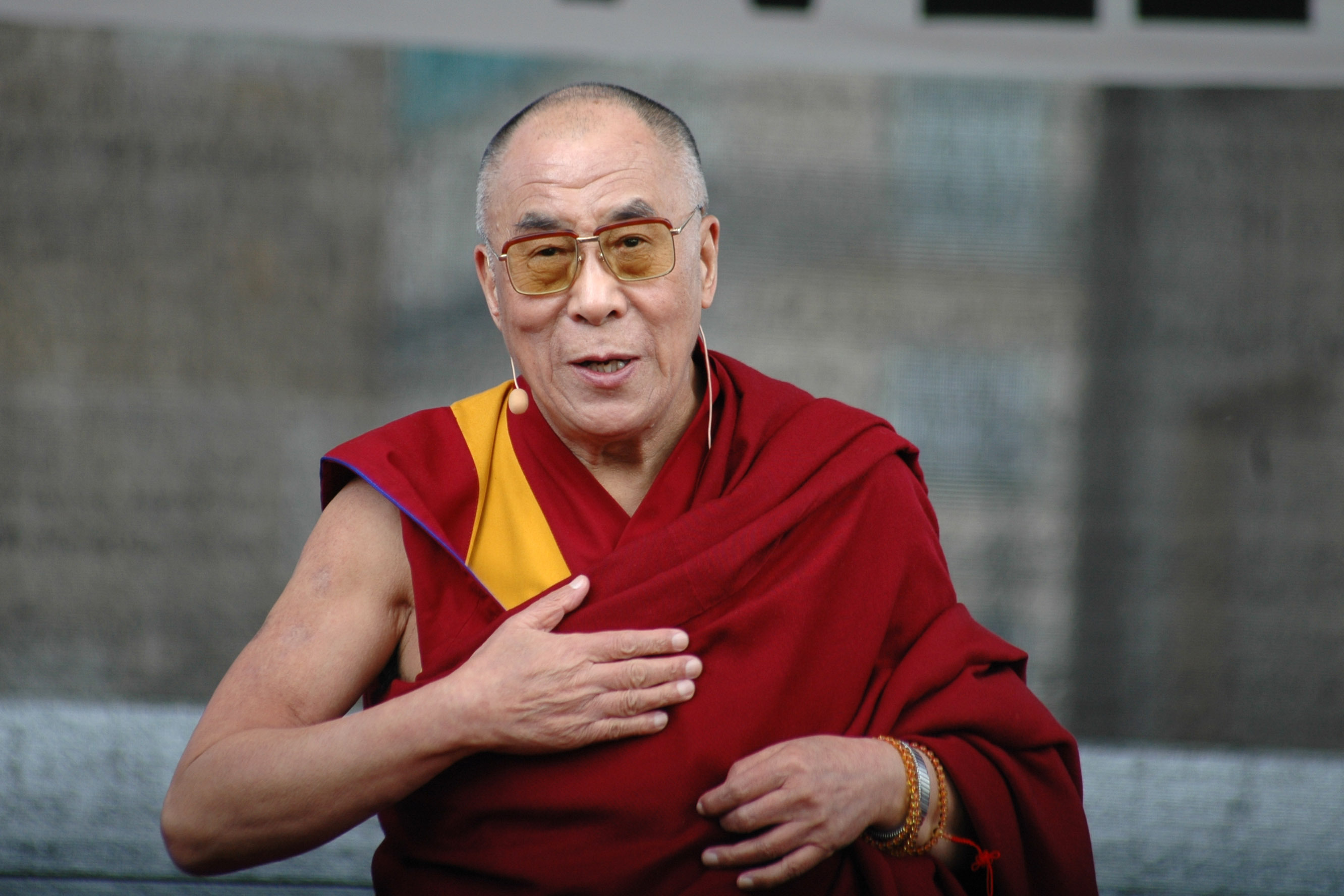His Holiness the Dalai Lama (Photo courtesy/ 360b)