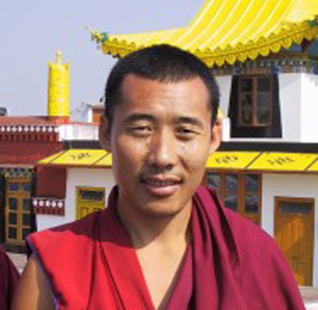 Senior Buddhist scholar Geshe Ngawang Jamyang was beaten to death in police custody less than a month after his arrest in December 2013 in Diru County. (Photo courtesy: TCHRD)