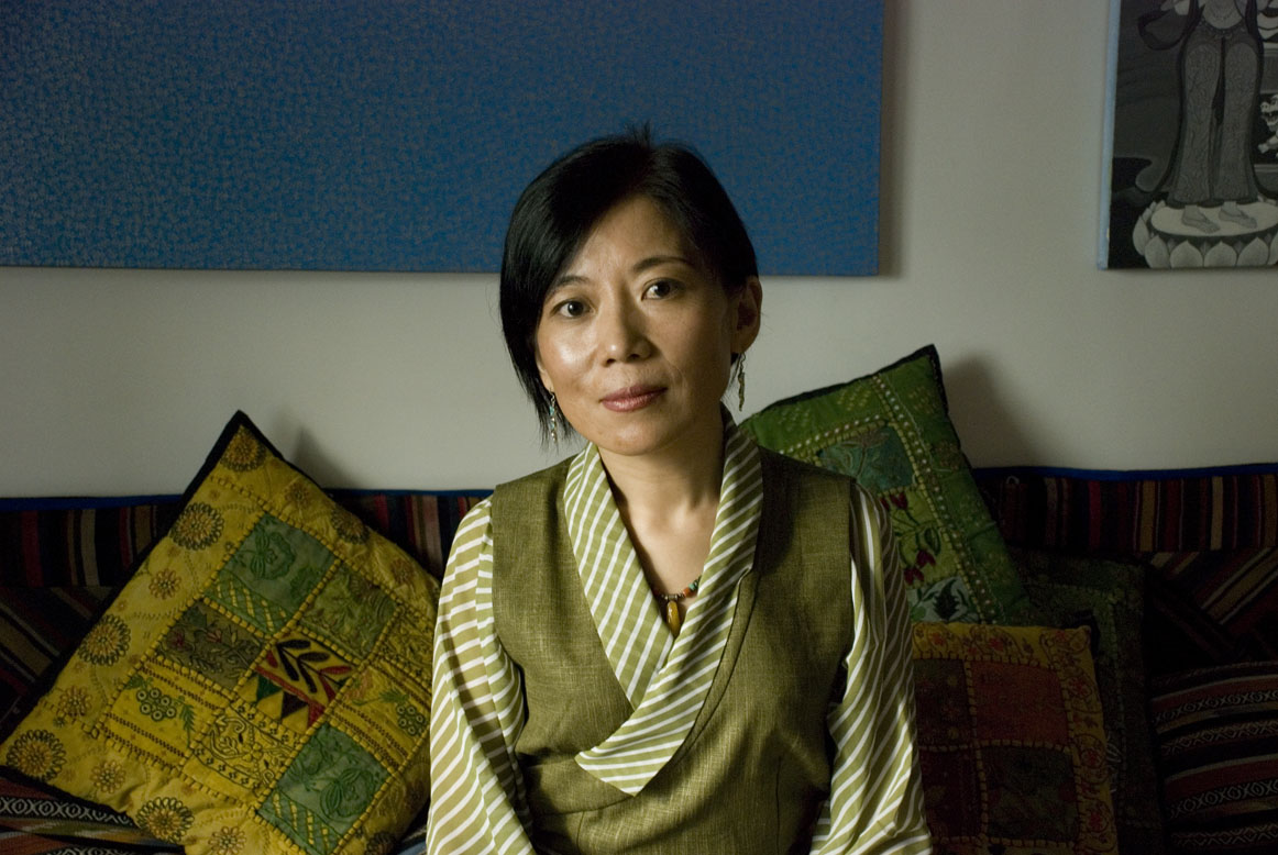 Tsering Woser, Beijing-based Tibetan writer and blog activist.