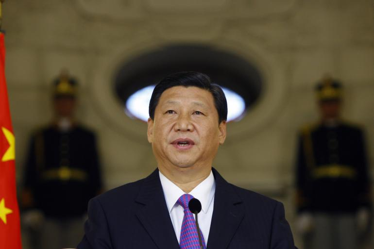 President Xi Jinping (Photo courtesy: REUTERS/Bogdan Cristel)