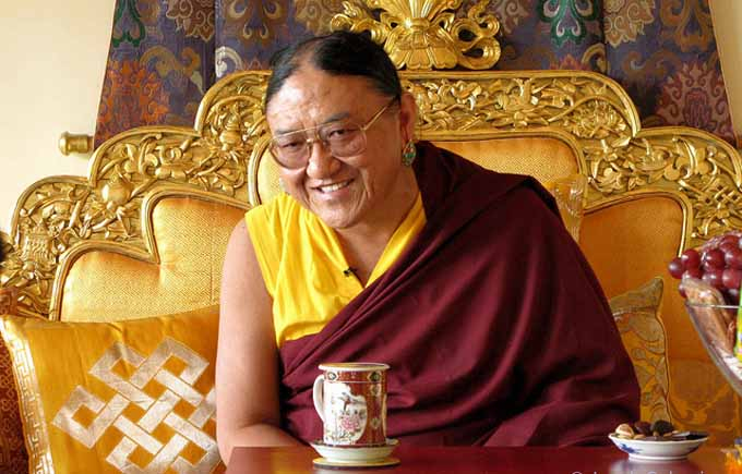Sakya Trizin post to be alternated three-yearly between two ruling scions
