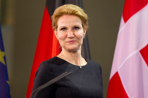 Denmark's Prime Minister Helle Thorning-Schmidt. (Photo courtesy: dailystar.co.uk)