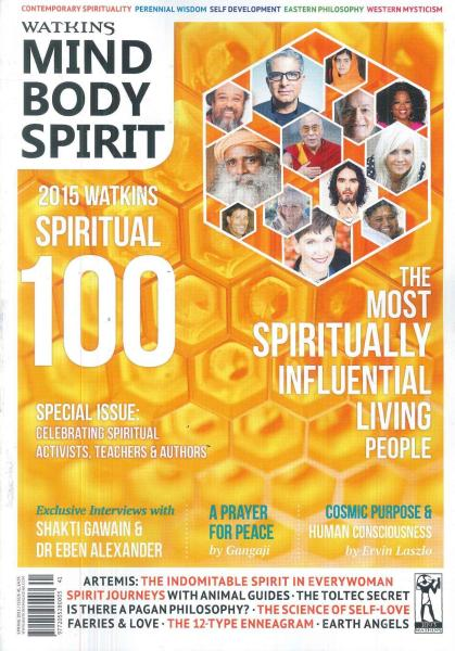 UK Magazine tops Dalai Lama among world's 'Spiritual 100'