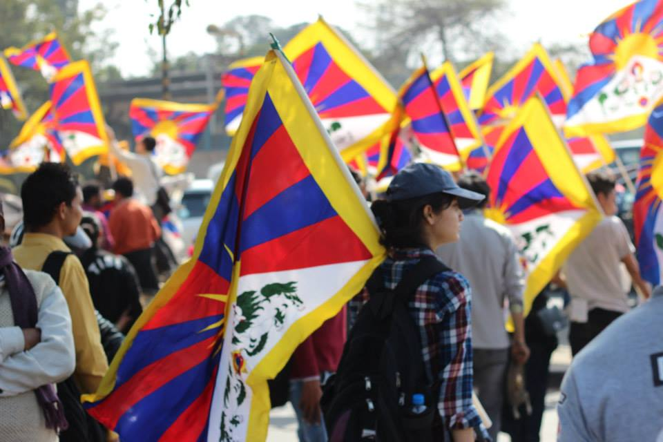 Historic Tibetan independence declaration commemorated