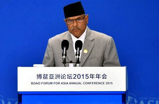 Nepal reassures China on Tibet during Boao Forum meeting