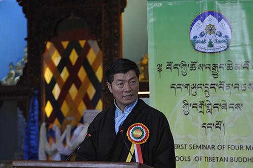 Exile Tibetan monastic delegates meet to reaffirm harmony