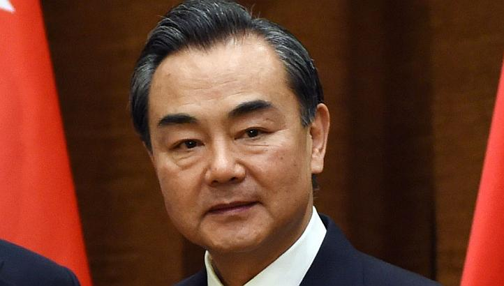 Chinese Foreign Minister Wang Yi (Photo courtesy: AFP)