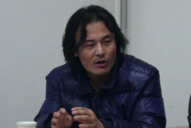 Tibetan writer Shokjang in an undated photo.