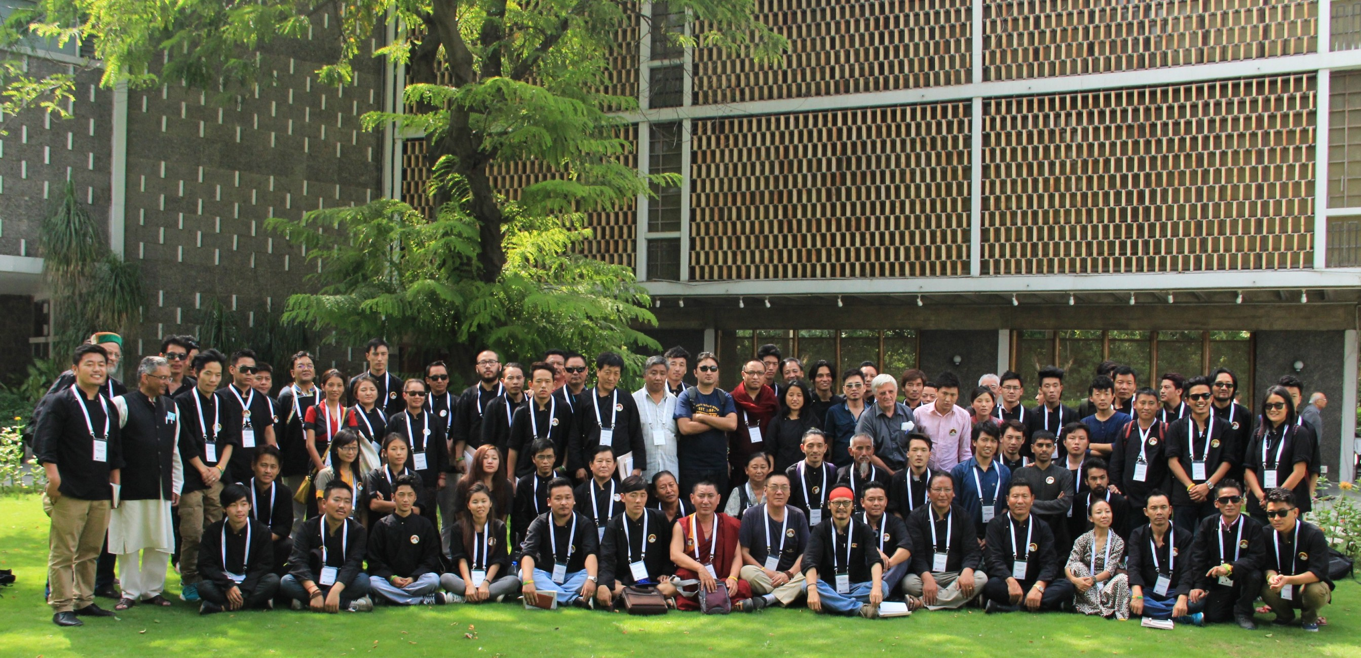 International Rangzen Conference held at the India International Centre from 23-24 May 2015 at New Delhi. (Photo courtesy: International Rangzen Network)