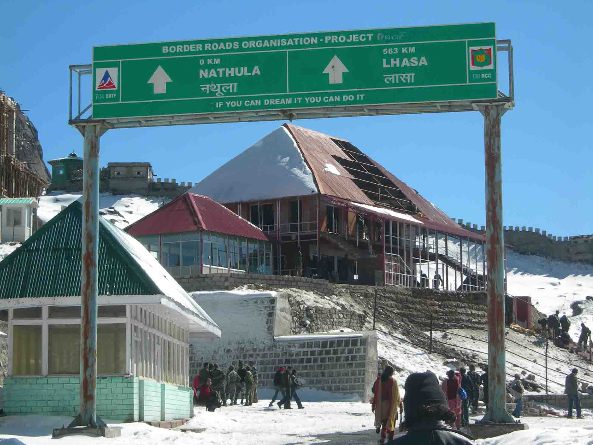Nathu La route for Tibet pilgrimage for Indians to open in June