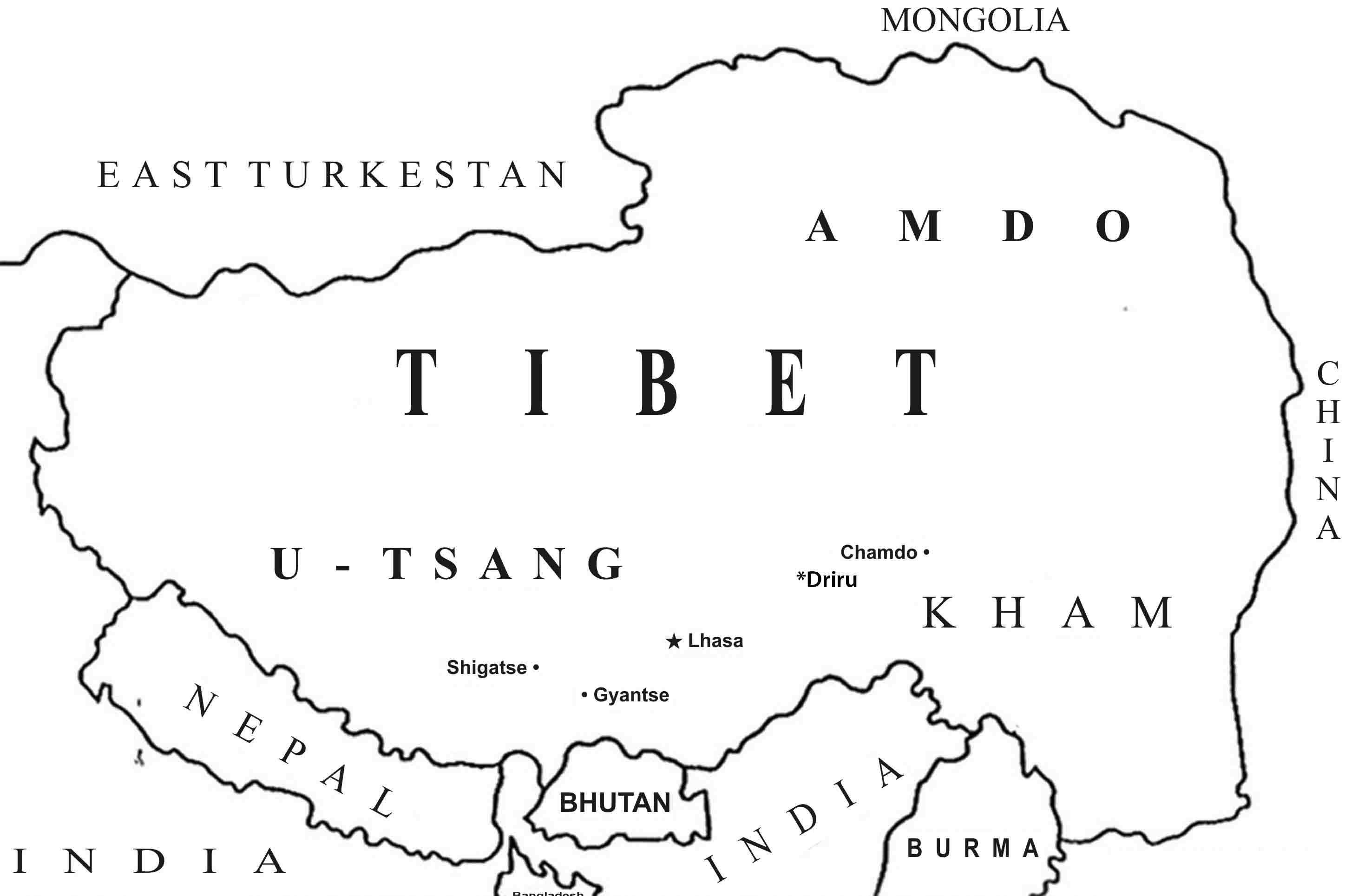 Tibetan man seriously injured after brutal assault by Chinese police