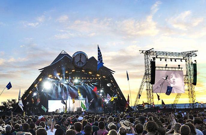 Glastonbury Festival 2015 (Photo courtesy: bbc.co.uk)