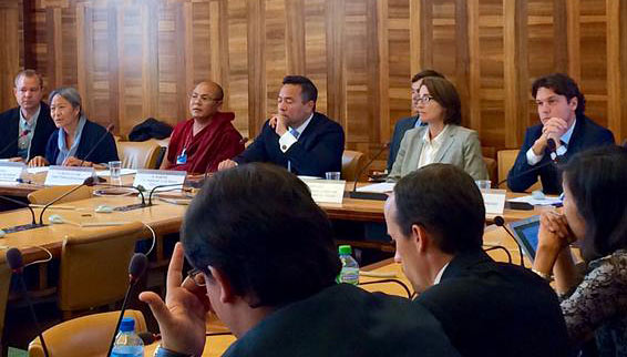 China's repression policy questioned at Tibet panel at UN rights meet