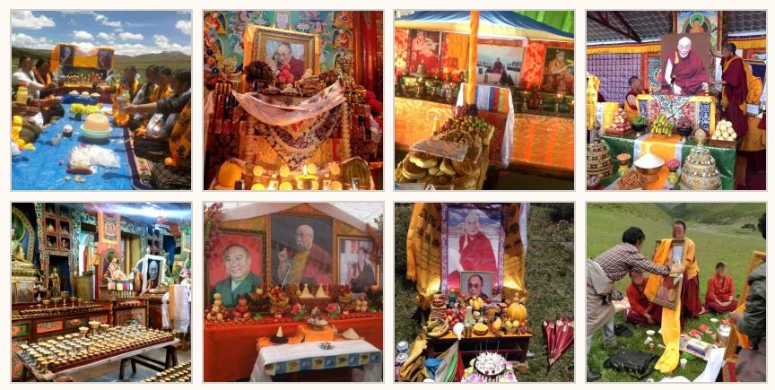 birthday of Tibet's exiled spiritual leader, the Dalai Lama, was marked over the weekend of Jun 21-22 in more Tibetan areas across the Tibetan Plateau. (Photo courtesy: savetibet.org)