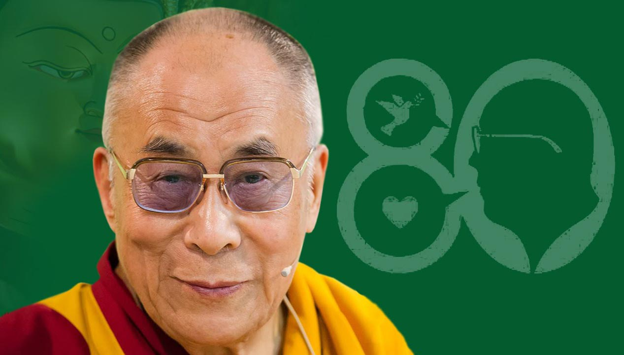 China disappears Tibetan monk for T-shirt greeting Dalai Lama on his 80th birthday