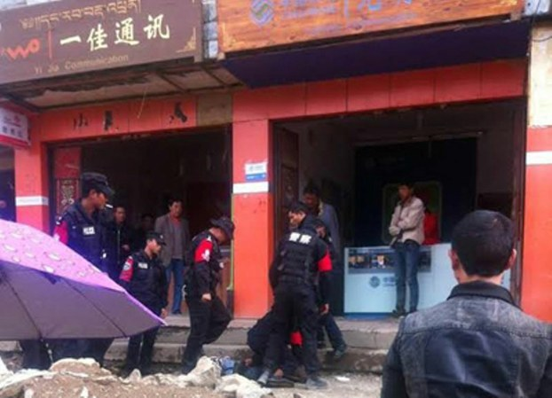 China seized Tibetan youth moments after he staged lone protest