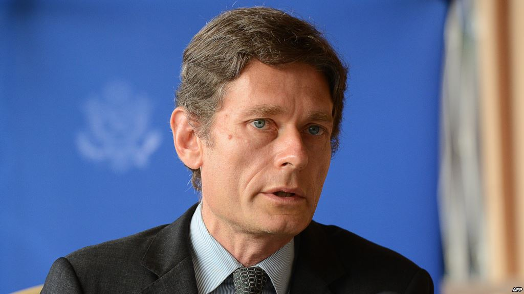 Mr Tom Malinowski, Assistant Secretary of State for Democracy, Human Rights and Labor, US Department of State.