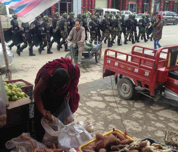 China detains Tibetan woman, 22, in eighth lone protest in Ngaba County in past 2 months