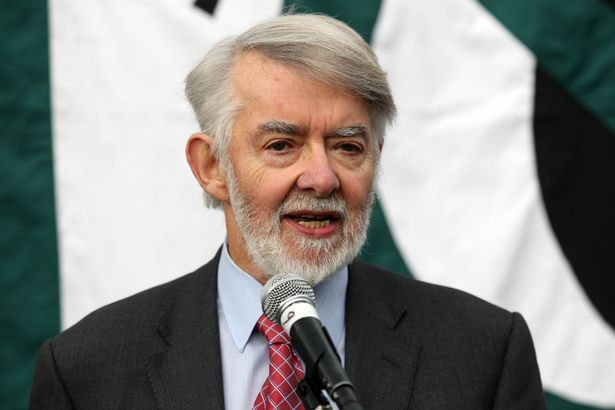 Paul Flynn, a veteran Labour MP. (Photo courtesy: walesonline.co.uk)