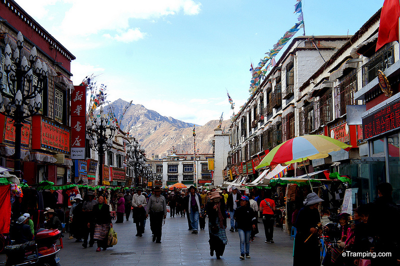 Lhasa, Tibet. (Photo courtesy: etramping.com)