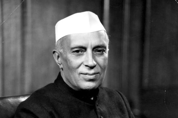 India's first Prime Minister Pandit Jawaharlal Nehru. (Photo courtesy: livemint.com)