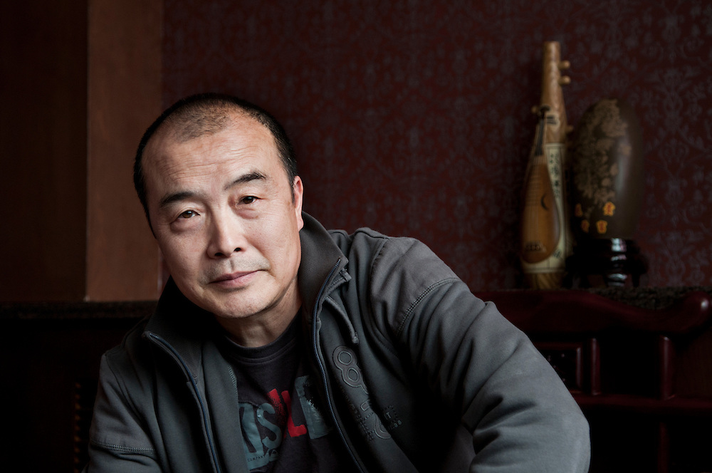 Prominent Chinese writer Wang Lixiong. (Photo courtesy: susettabozzi.photoshelter.com)