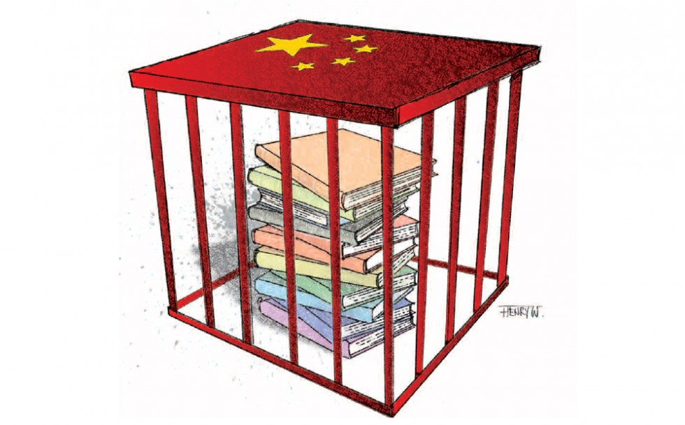 "The government of China has identified 14 publishing houses and 21 publications in Hong Kong as targets for ""extermination,"" apparently authorizing cross-border operations, under a secret ""Guangdong Action Plan"". (Picture courtesy: scmp.com)"