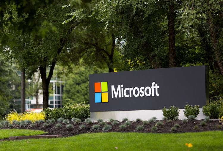 Microsoft headquarter in Redmond, Washington, U.S. (Photo courtesy: Bloomberg)