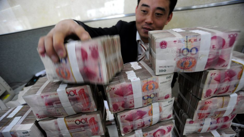 China's total debt stands at about $28 trillion, or roughly half the world's entire debt. (Photo courtesy: AP)