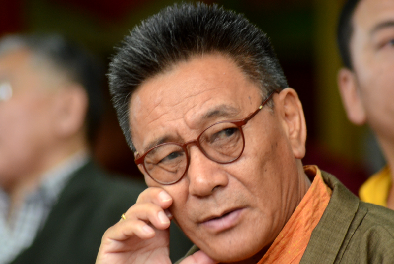 Mr Karma Choephel, one of the senior most members of the Tibetan Parliament in Exile at Dharamshla, India, has passed away on Jan 30, aged 67.  (Photo courtesy: thetibetpost.com)